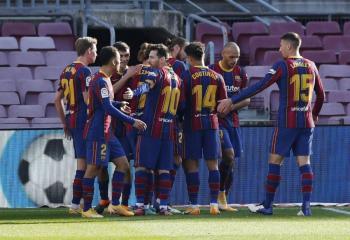 Jugadores del Barcelona se quedarán sin cobrar en enero