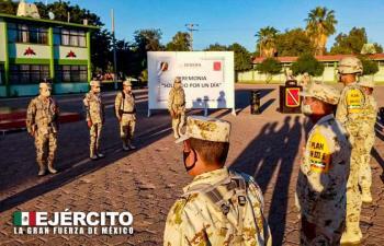 Ejército encargado de distribución y aplicación de vacunas ante advertencia de Interpol