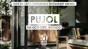 Pujol reconocido con el premio Flor de Caña y dentro de los 50 mejores de AL