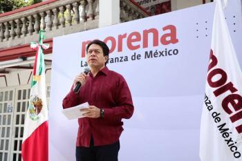 Aspirantes de Morena a gubernaturas firman carta compromiso de respeto