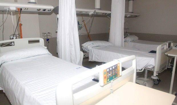 …Y hay menos de la mitad de las camas disponibles en la Ciudad de México