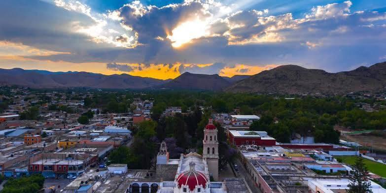 Pueblo Mágico, Santa María del Río, San Luis Potosí