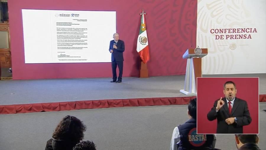 AMLO aceptó que se investigue a su prima Felipa por supuestos contratos con Pemex