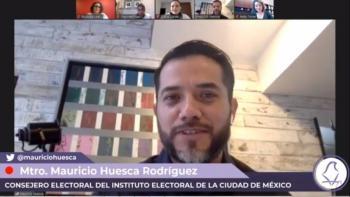Organiza IECM, foro de participación política y electoral de las mujeres en México y la CDMX