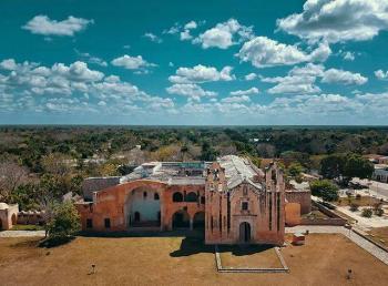 Pueblo Mágico, Maní, Yucatán