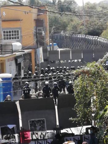 Proyecto Integral Morelos viola 10 amparos promovidos por activistas