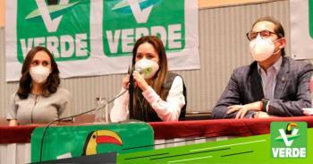 PVEM postulará 11 candidatos a gubernaturas