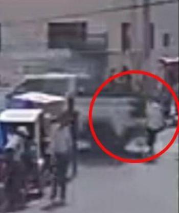 Video: Guardia Nacional atropella a abuelita, se encuentra grave