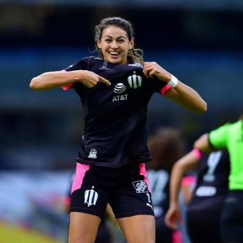 Monterrey golea al América en la ida de la semifinal de la Liga MX Femenil