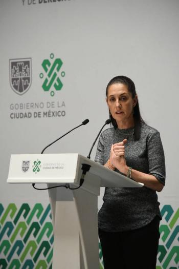 En vivo: Claudia Sheinbaum brinda informe a dos años de gobierno