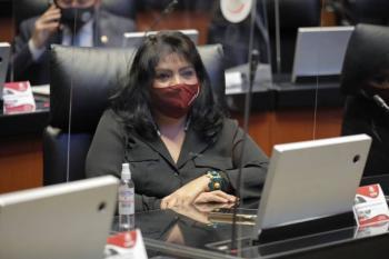 Buscará Nestora Salgado la candidatura a gubernatura de Guerrero