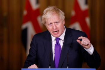 Boris Johnson y jefa de la UE acuerdan continuar negociaciones sobre Brexit el domingo