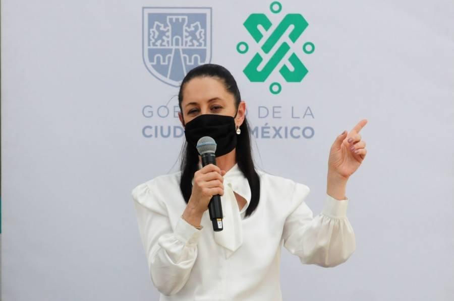 Claudia Sheinbaum pide a jóvenes no hacer posadas ni reuniones por COVID-19