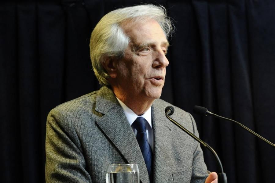 Muere el ex presidente de Uruguay, Tabaré Vázquez
