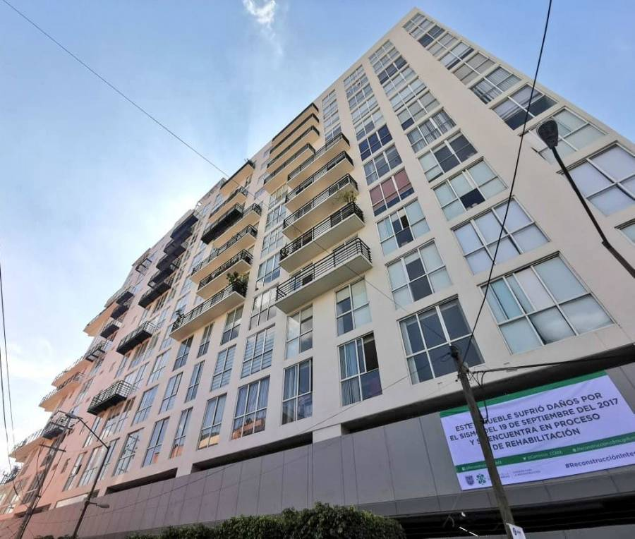 Edificios dañados en sismo presentaban alteraciones en su estructura
