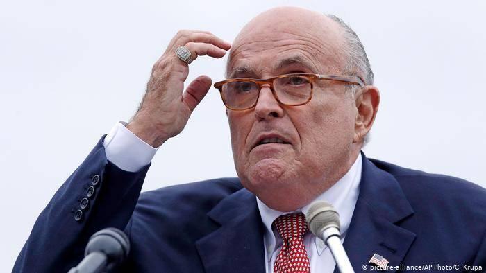 Giuliani, da positivo a Covid-19