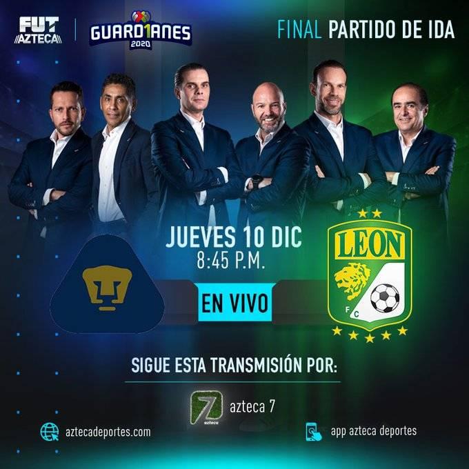 ¿Cuál competencia? TUDN comparte a TV Azteca la Final de ida de la Liga MX