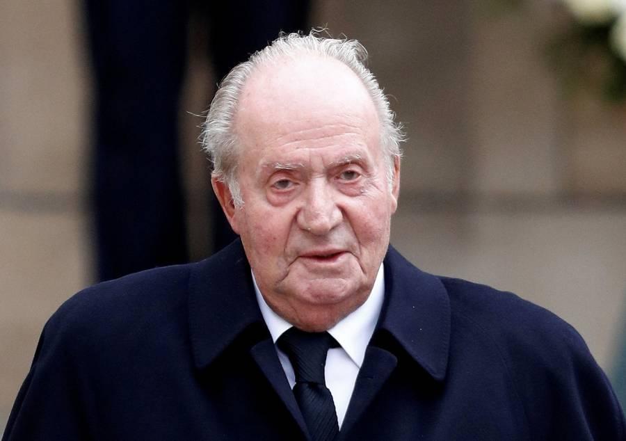Juan Carlos I presenta declaración  fiscal para tratar de librar juicio