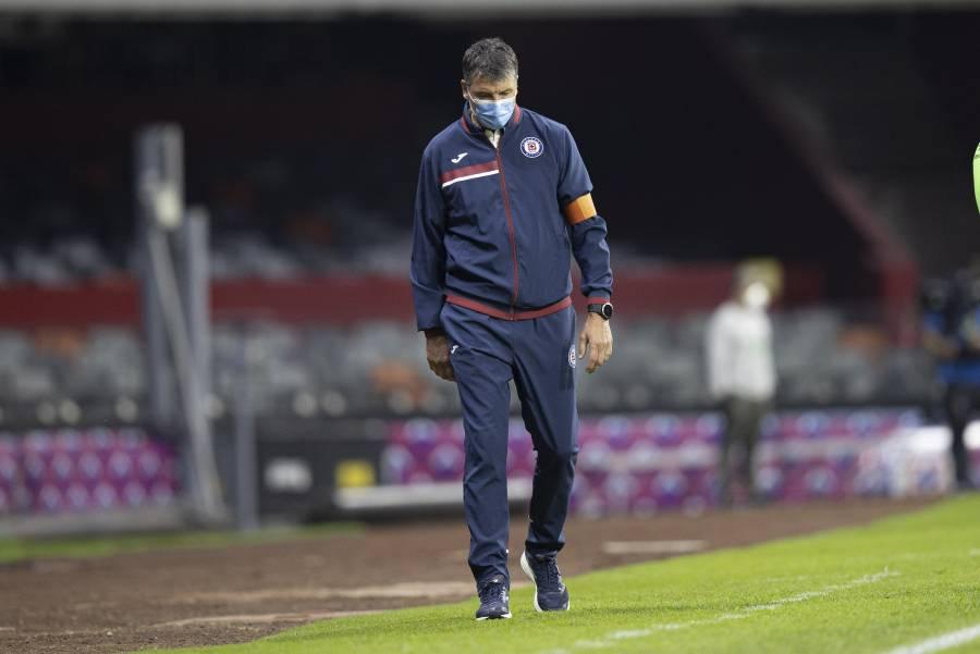 Tras eliminación, Cruz Azul despediría a Siboldi