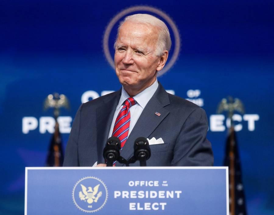 Juramentación de Biden  se adecuará a pandemia