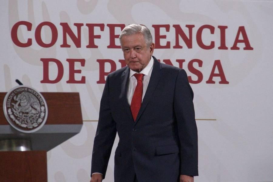 AMLO pide a partidos dejarse de politiquerías por temporada electoral