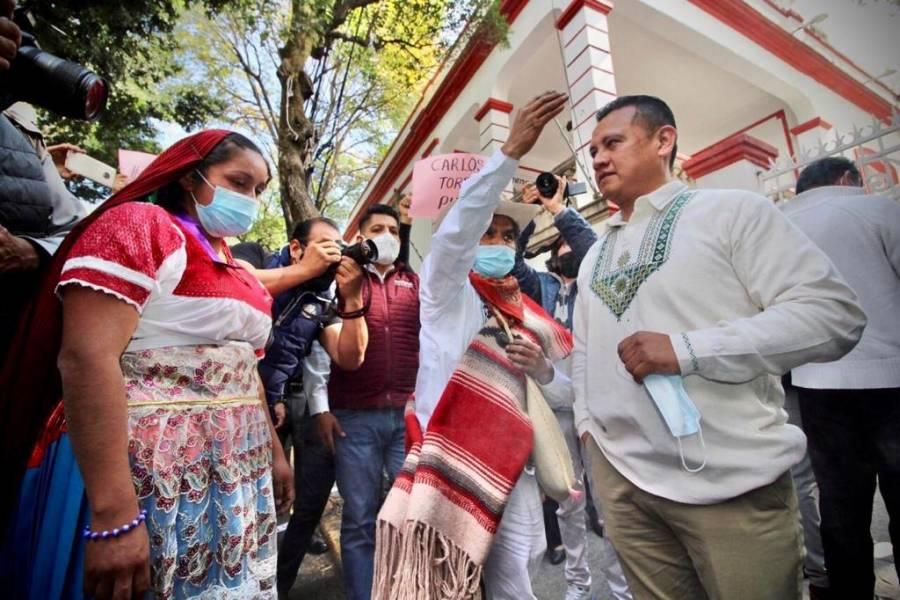 Carlos Torres Piña busca llevar la 4T a Michoacán