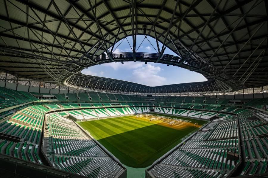 Qatar inaugurará estadio mundialista con aficionados que se han curado del Covid-19