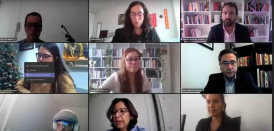 """Realiza IECM curso virtual """"Organización de elecciones en tiempos de pandemia"""""""
