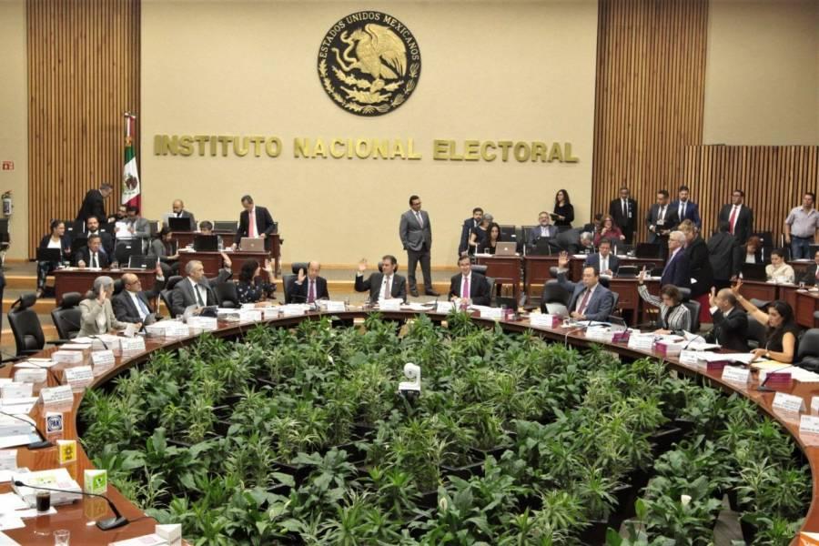 ALISTA INE CANDADOS PARA REELECCIÓN DE DIPUTADOS
