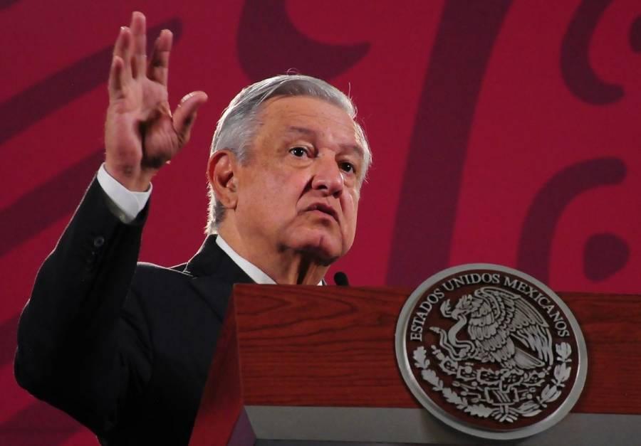 Otra vez AMLO critica alianza entre partidos pese ha llamado de atención de INE