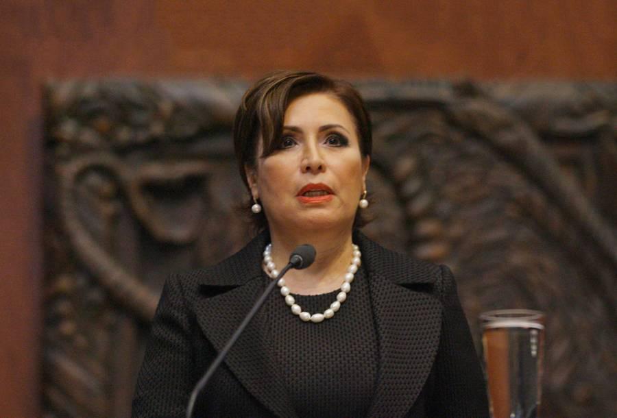 Abogados de Rosario Robles buscarán aplazar audiencia