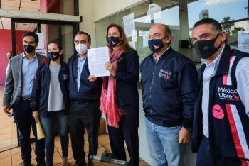 México Libre pone 11 condiciones al PAN para ir juntos en elecciones de 2021