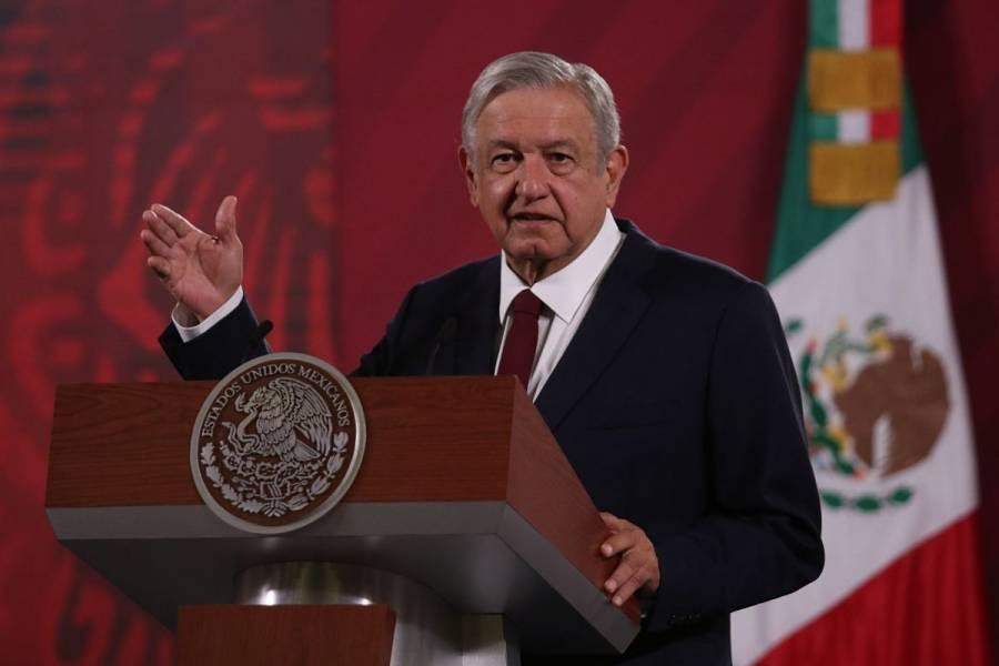 Iniciativa en Senado, para regular presencia de agentes extranjeros en México: AMLO