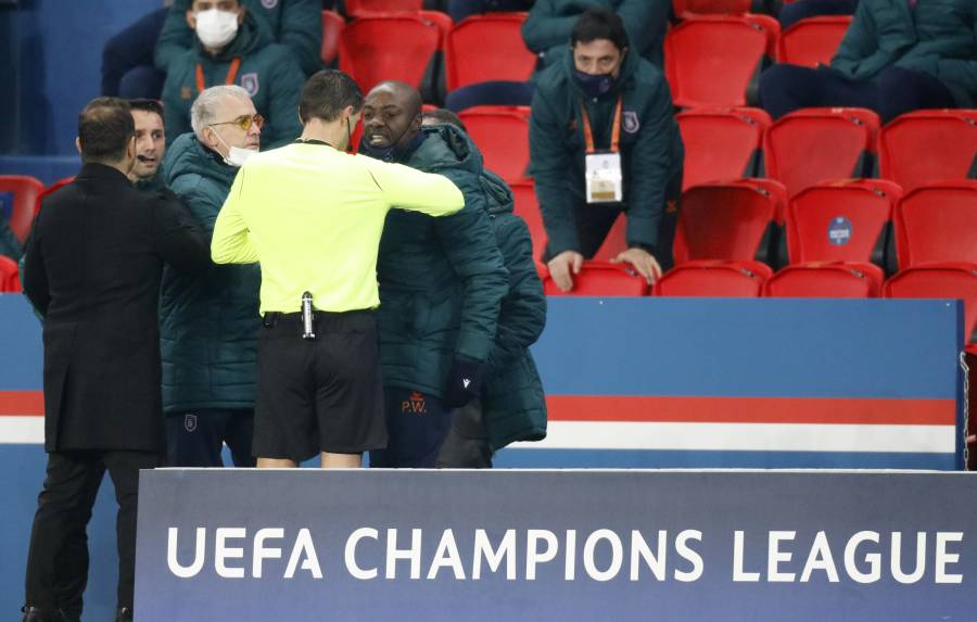 Pierre Webó rompe el silencio tras comentario racista en el PSG vs Istanbul