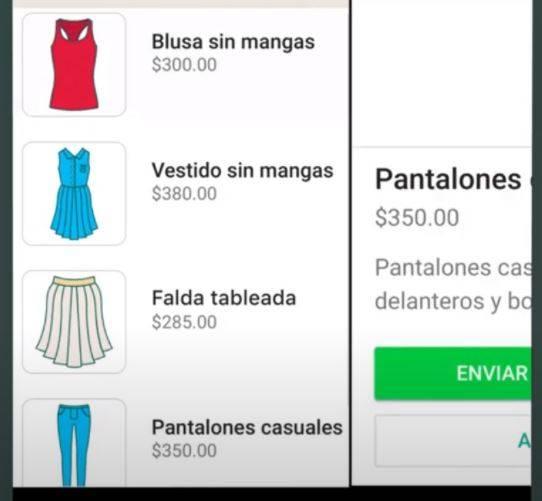 Podrás realizar compras y ventas en WhatsApp