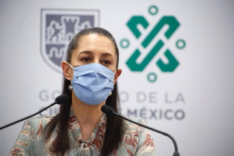 SSA DEFINIRÁ SOBRE SEMÁFORO ROJO EN LA CIUDAD DE MÉXICO
