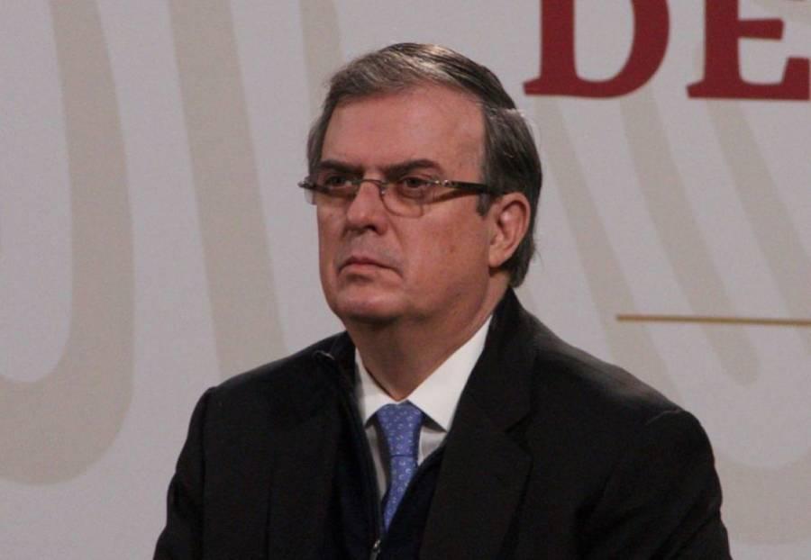 """""""Misión cumplida"""", dice Marcelo Ebrard sobre plan de vacunación"""