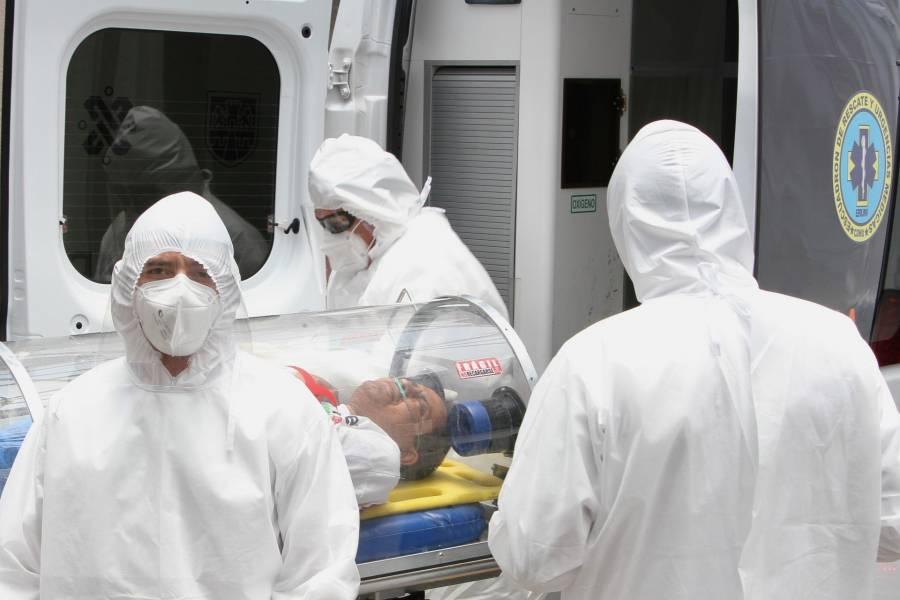 UNAM estima hasta 18 mil casos activos en CDMX