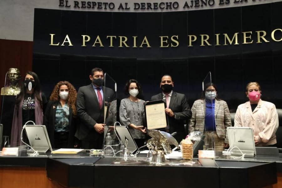 Aprueba Senado nombramiento de Galia Borja como subgobernadora del Banco de México