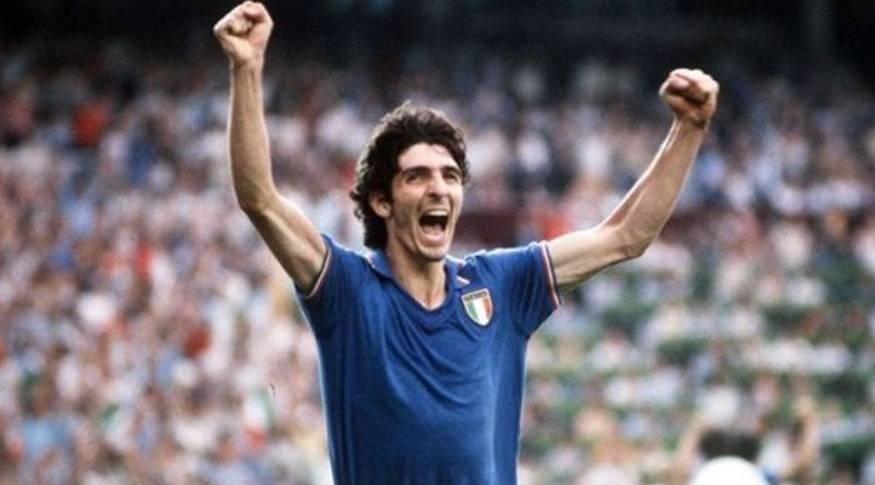 Muere Paolo Rossi, campeón del mundo con Italia en España 82