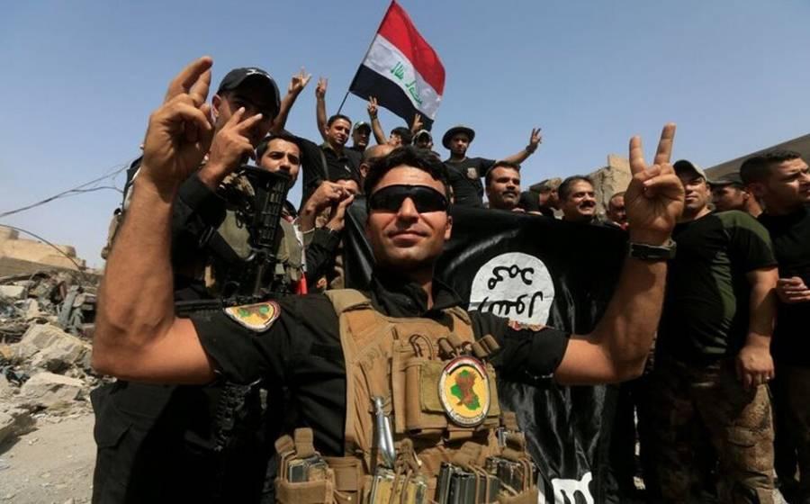 EI compró armas en guerras de Irak y Siria
