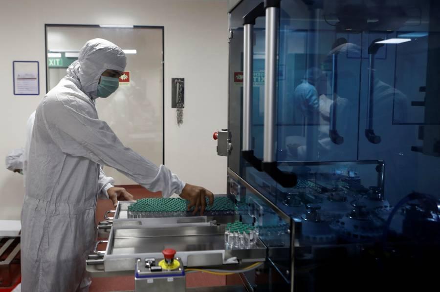 Confirman 70.4% de eficacia en dosis de AstraZeneca