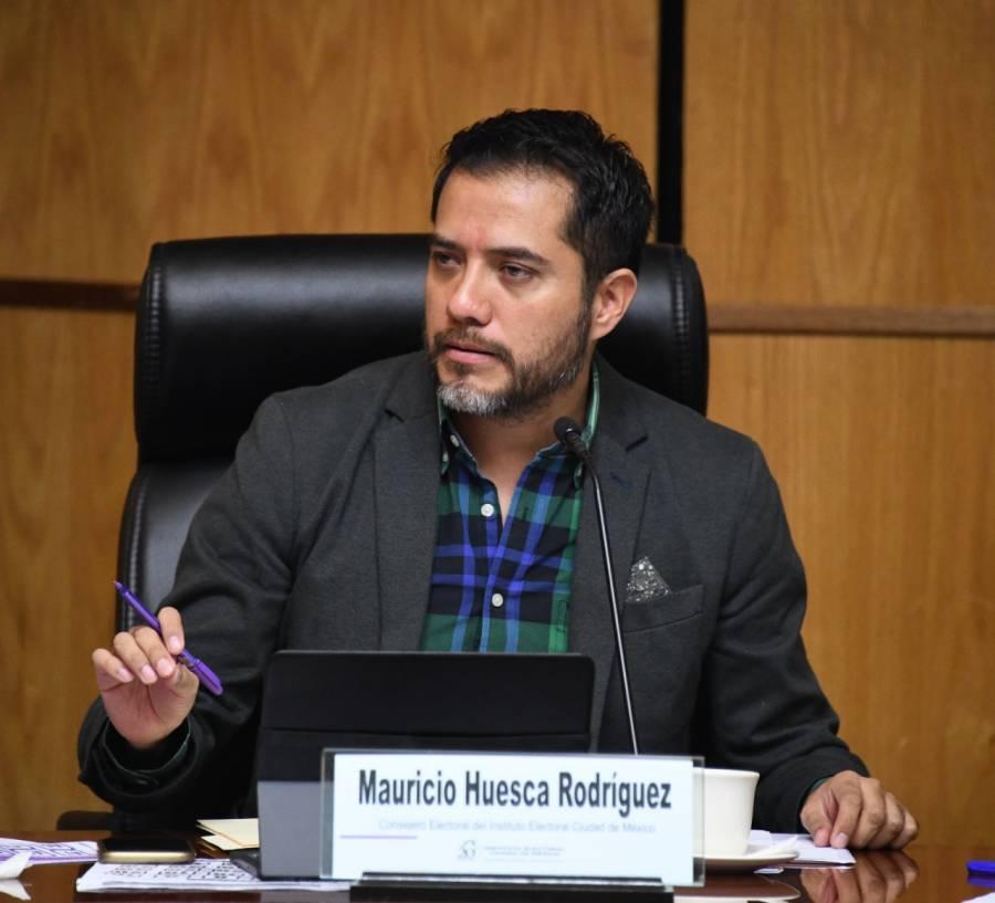 """""""En riesgo elección, si recortan presupuesto"""": Mauricio Huesca"""