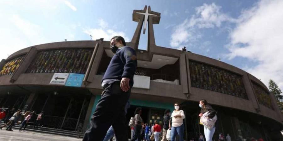 """Continúa """"Operativo Peregrino"""" previo al cierre de la Basílica"""
