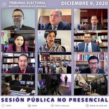 Confirma TEPJF determinación del INE de desechar denuncia contra Mario Delgado