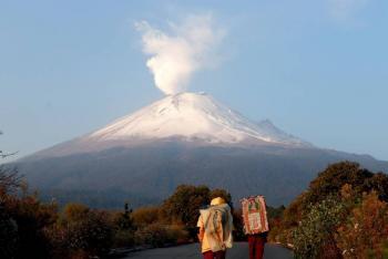 Pese a cierre por Covid-19, peregrinación parte desde Puebla hacia la Basílica de Guadalupe