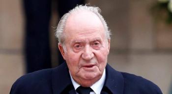 Juan Carlos I paga a hacienda más de 600 mil euros