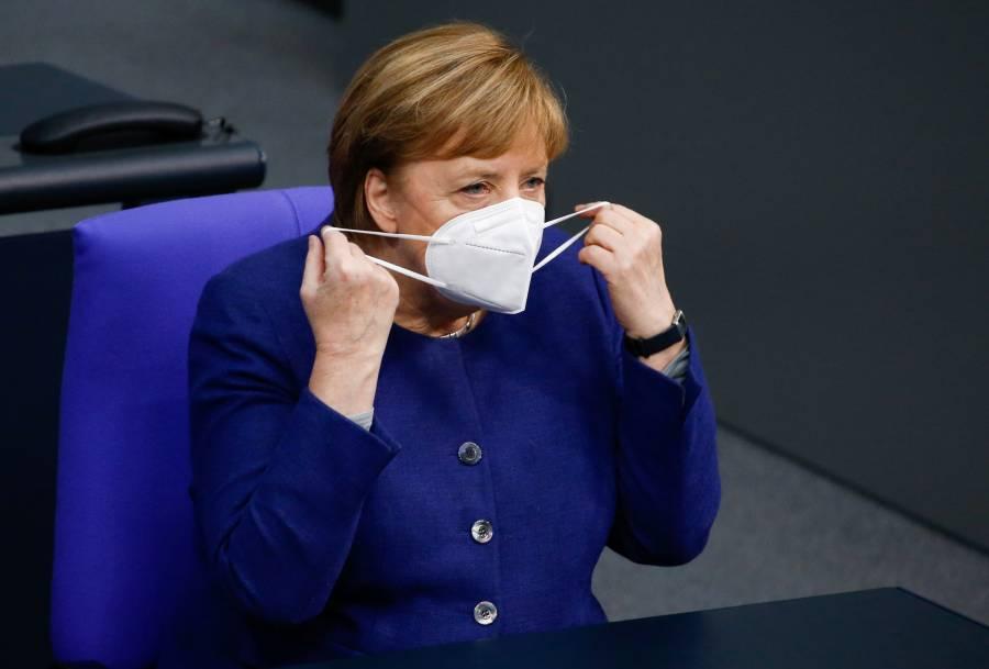 """""""Lo siento, pero no voy pagar un precio  diario de 590 muertos"""": Merkel"""