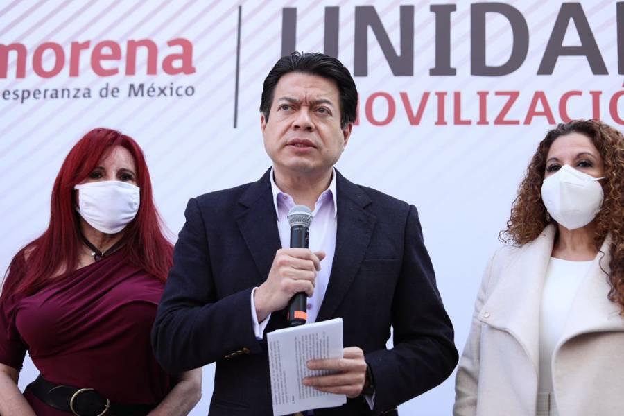 Morena irá con Nueva Alianza para gubernatura de Colima 2021