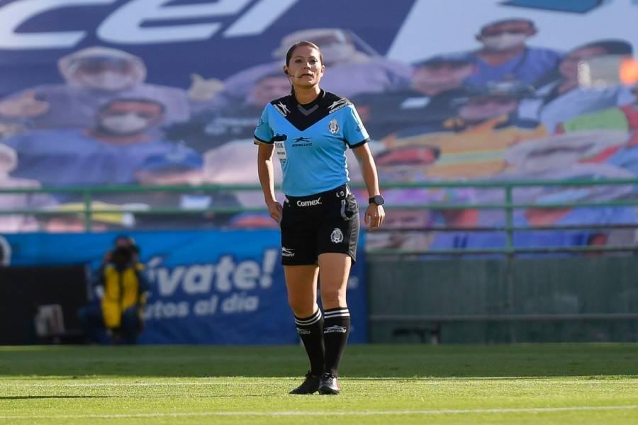 FMF designa cuerpo arbitral para final regia de la Liga MX Femenil